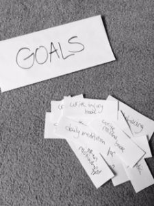 Choose your goals